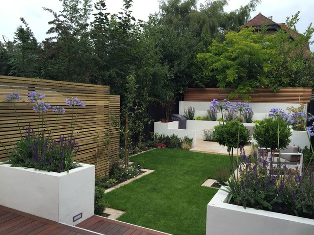 Garden Design Manchester small urban contemporary garden in manchester - contemporary