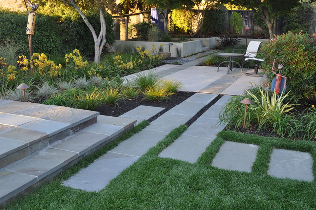 Small water feature asian landscape san francisco for San francisco landscape architecture