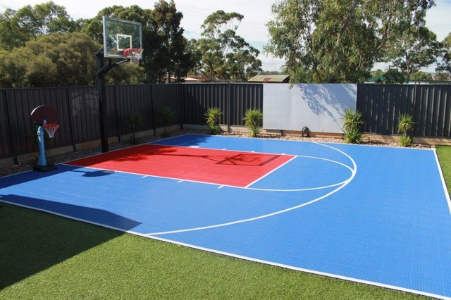 Snapsports Backyard Home Court For All Sports