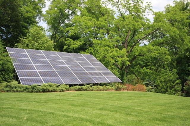 Solar Panel! traditional-landscape