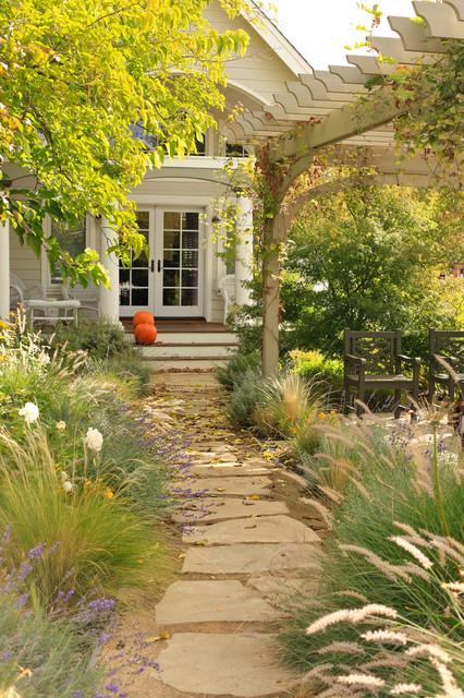 Sonoma cottage garden traditional landscape san for Sonoma garden designs