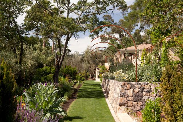 Sonoma traditional landscape san francisco by for Sonoma garden designs