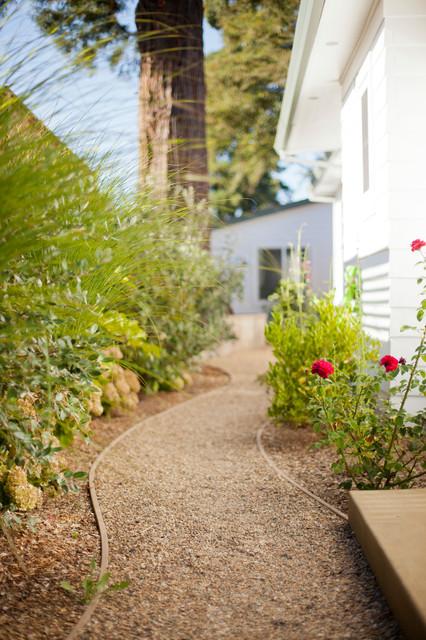 Sonoma retreat transitional landscape san francisco for Sonoma garden designs