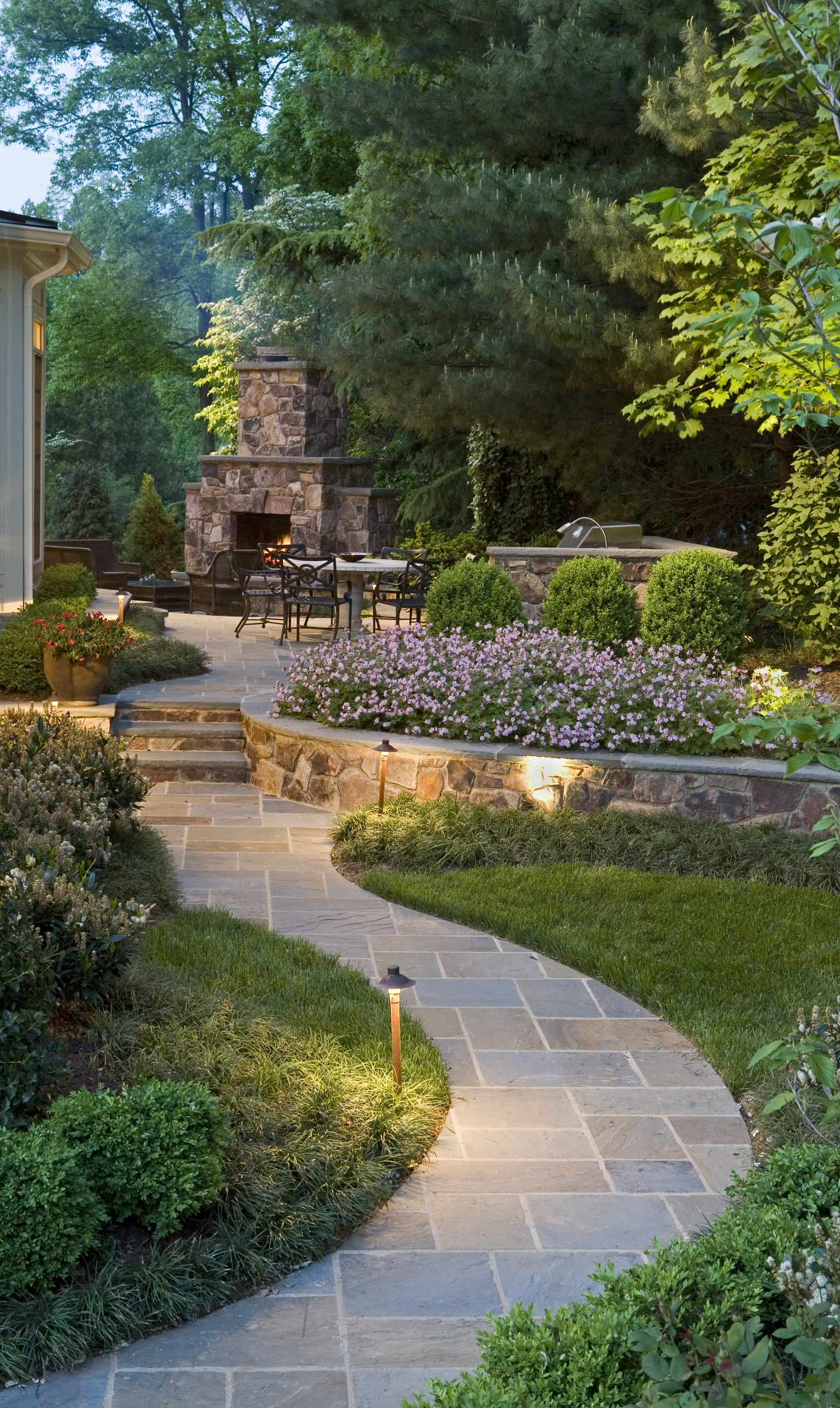 Image of: 75 Beautiful Backyard Landscaping Pictures Ideas November 2020 Houzz