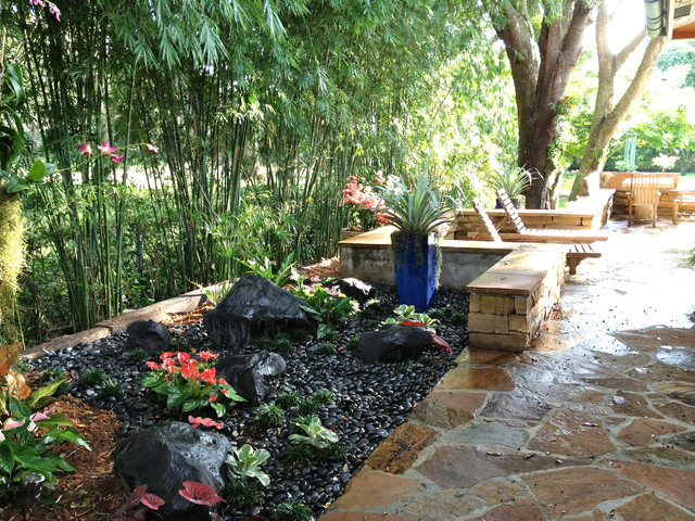 South Florida Tropical Landscaping Ideas - Lendro Plan: Landscaping Ideas In South Florida Guide