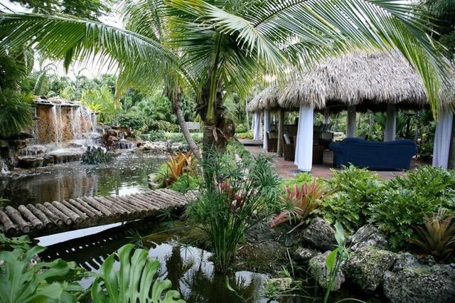 South Florida Landscaping Tropical Garden Miami By