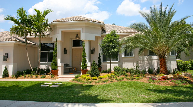 Landscaping Ideas In South Florida Small Backyard Landscaping Ideas .
