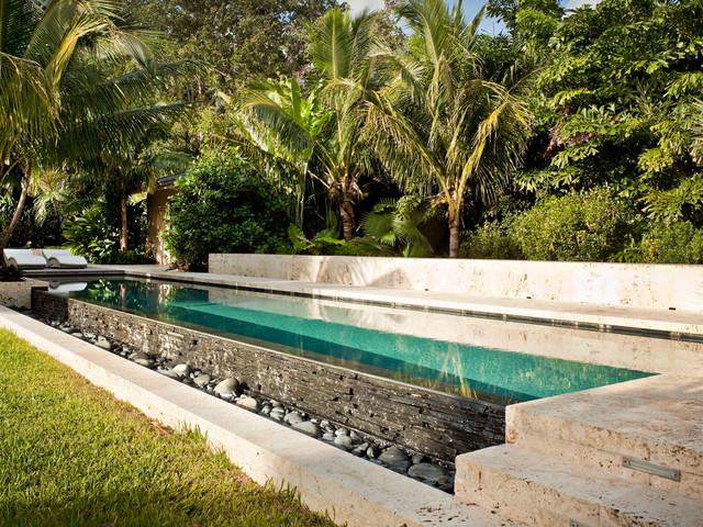 South Miami Garden Tropical Landscape By Raymond Jungles Inc