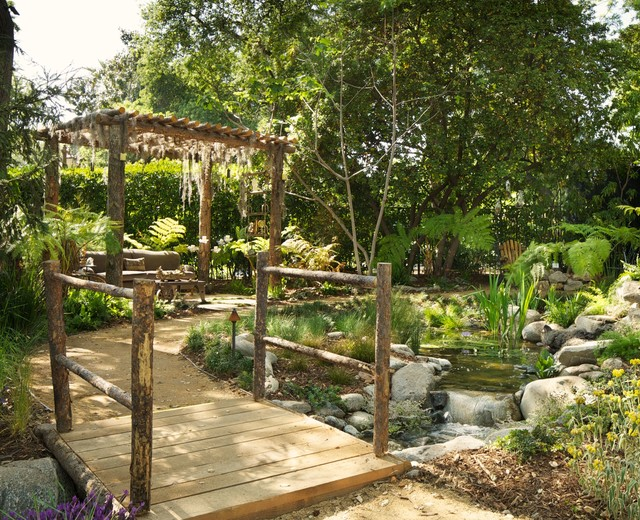 Southern California Homes - Eclectic - Landscape - los ...