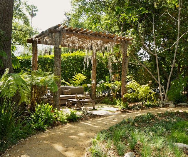 Southern California Homes eclectic-landscape