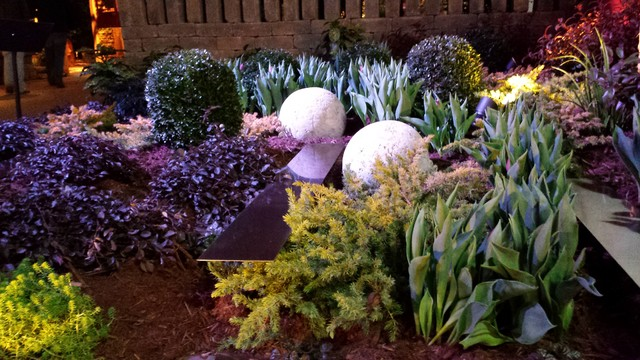 Southern Spring Home and Garden Show Entry 2015 contemporary-landscape