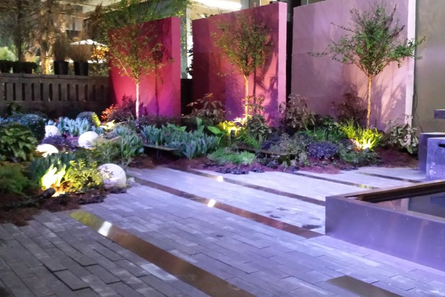 Southern Spring Home And Garden Show Entry 2015 Contemporary Landscape Charlotte By Jay