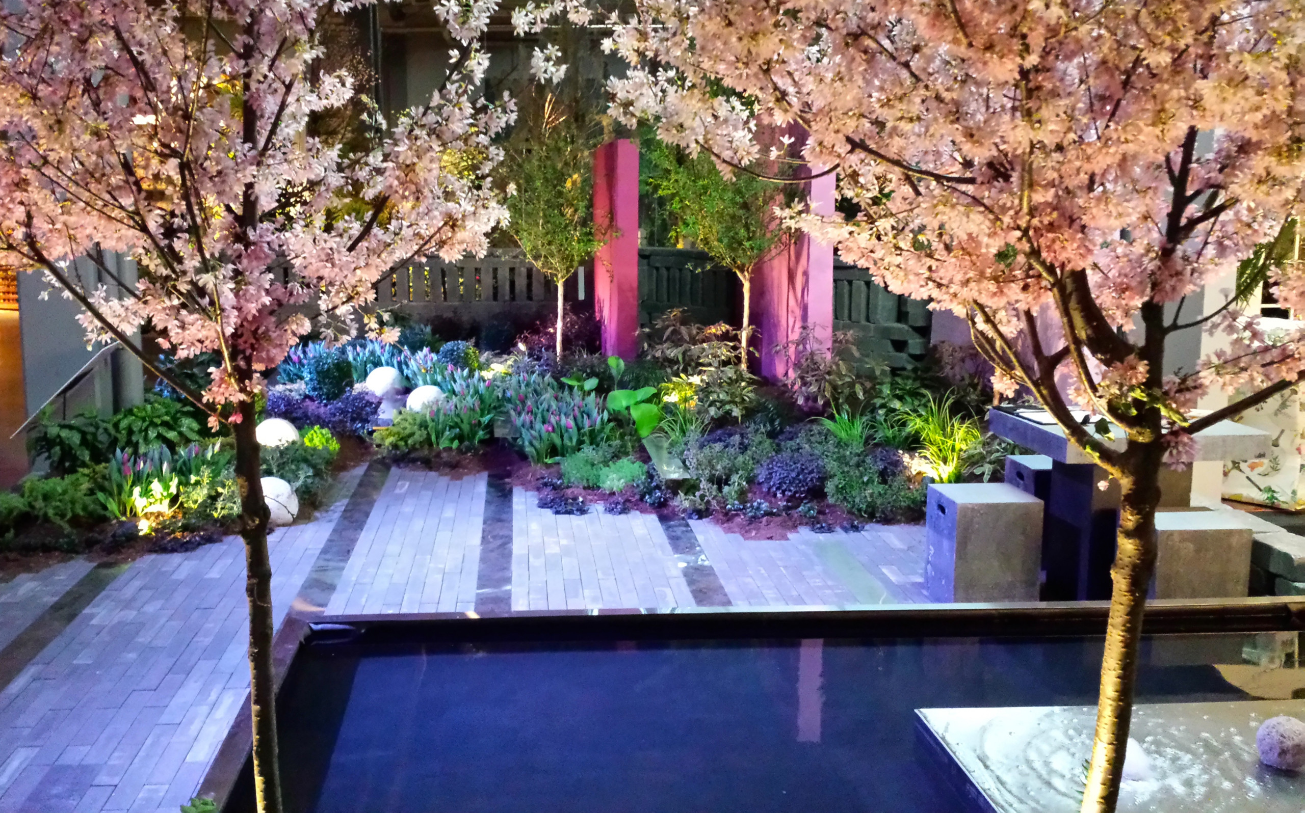 Southern Spring Home and Garden Show Entry 2015
