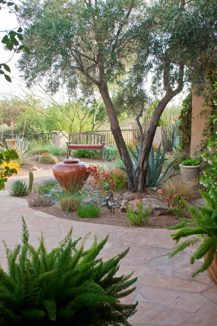 Southwest Style - Southwestern - Landscape - phoenix - by ... on Southwest Backyard Ideas id=96902