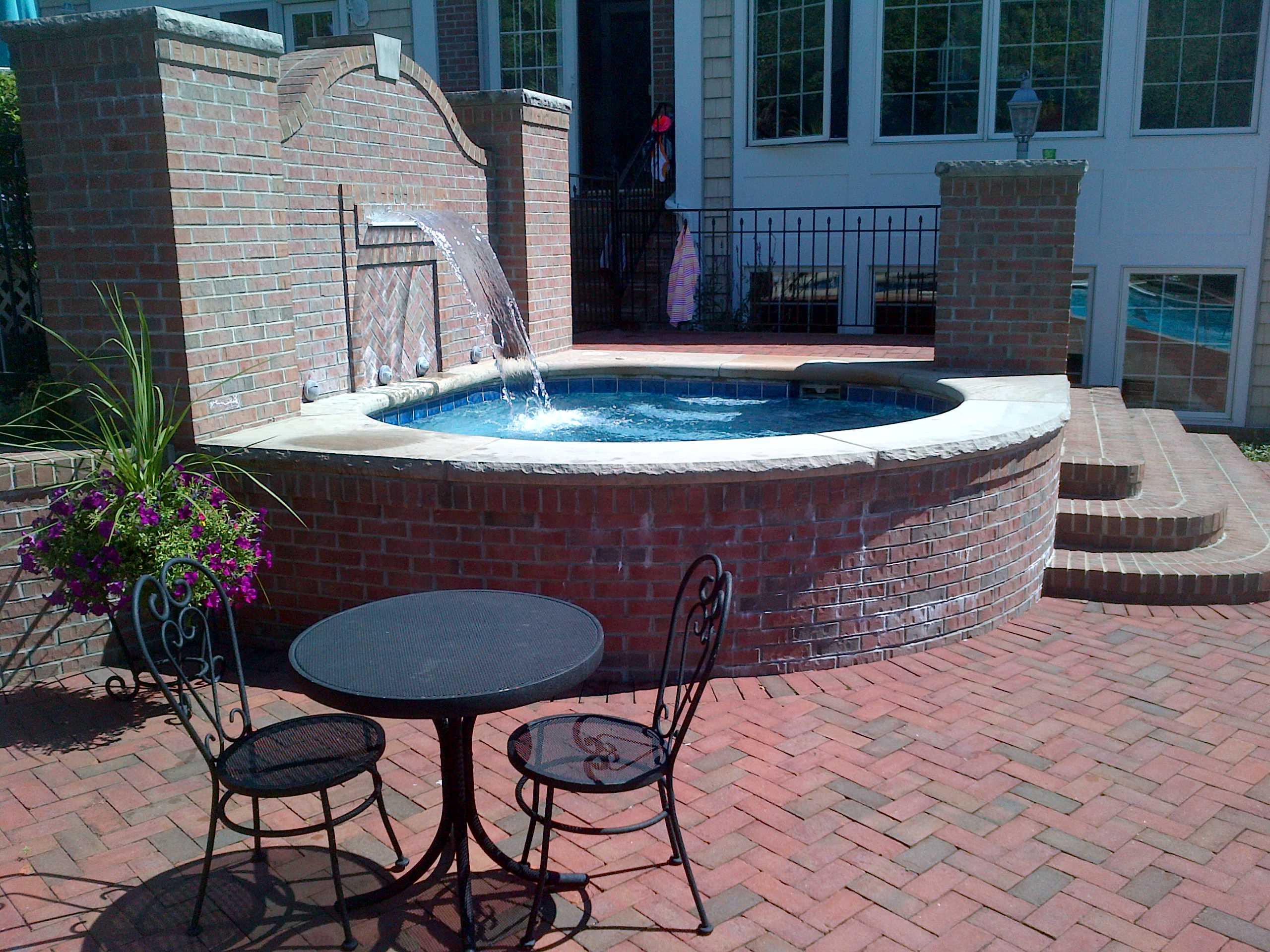Spa Fountain
