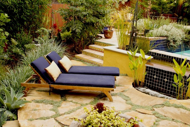 Patio Chaise Lounge Plans