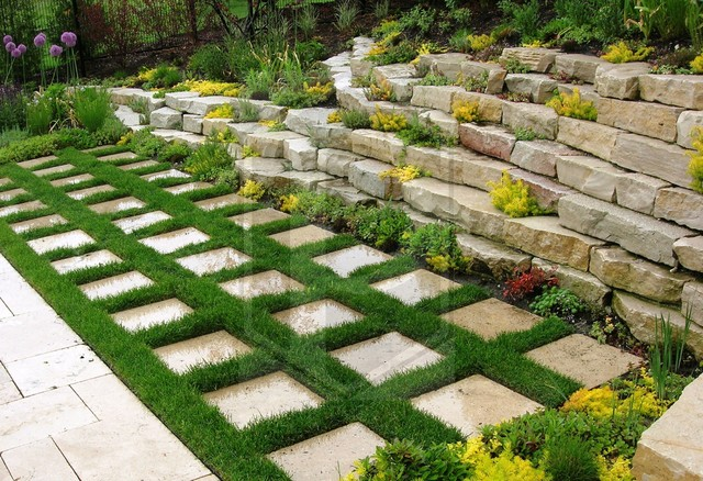 Specialty Features modern-landscape