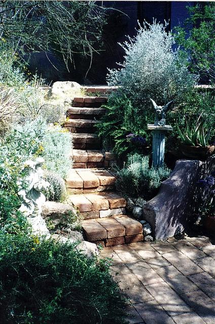 Spiritual Gardens (not religious) eclectic-landscape