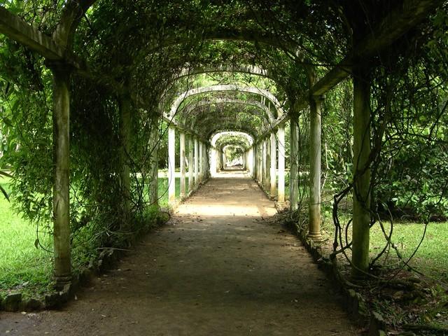 Spiritual Gardens Not Religious