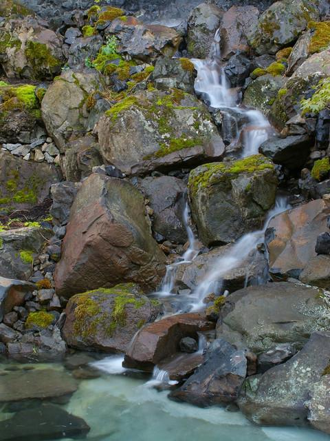 Landscape Boulders Spokane : Spokane oasis traditional landscape seattle by