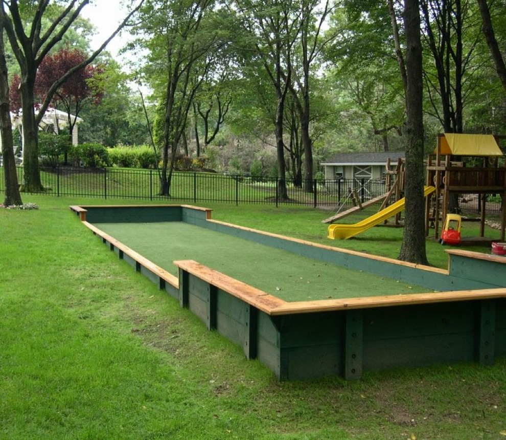 Sport Courts, Basketball & Tennis Courts, Golf Greens & Batting Cages