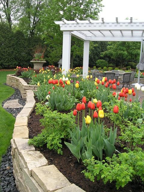 Spring Gardens traditional-landscape