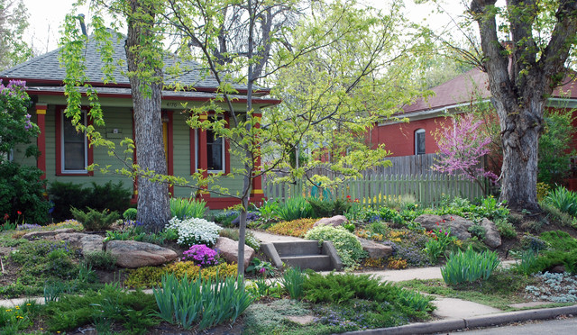 Landscaping ideas for front yard Learn No grass landscaping ideas