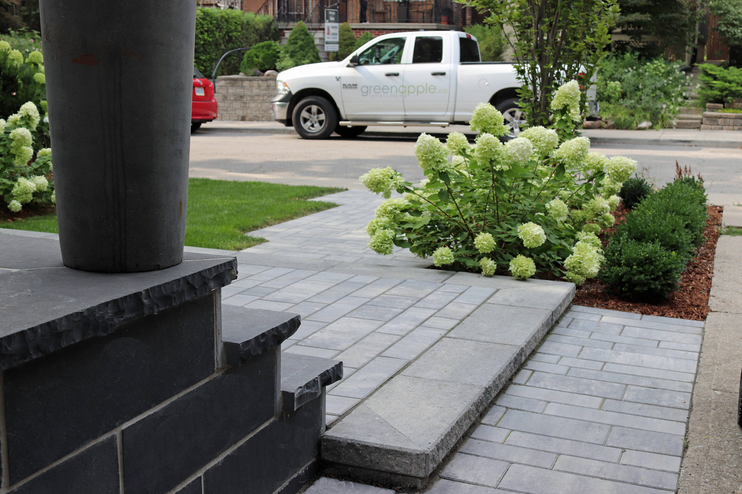 St. Clair West Front Yard Makeover