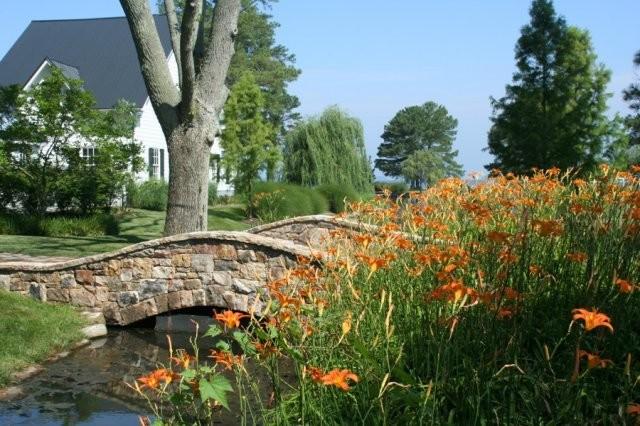 St. Michaels, MD traditional-landscape