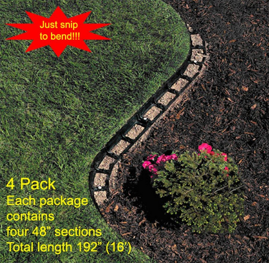 This is an example of a traditional front yard mulch landscaping in Detroit for spring.
