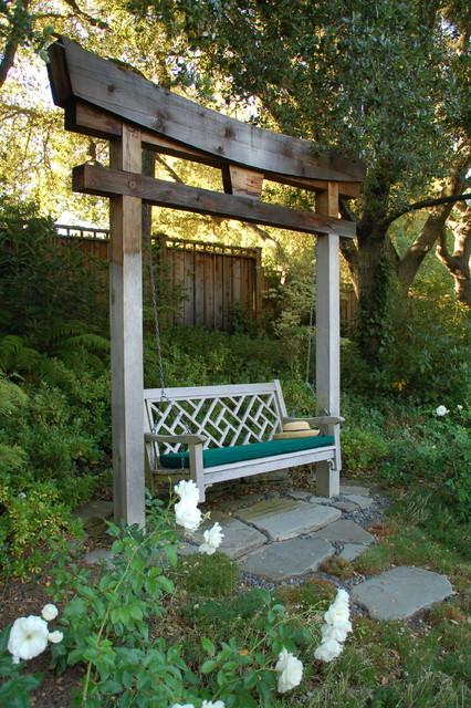 Stanford Garden traditional-landscape