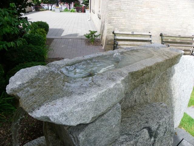 Stone as art contemporary garden other metro by for Acacia salon vancouver