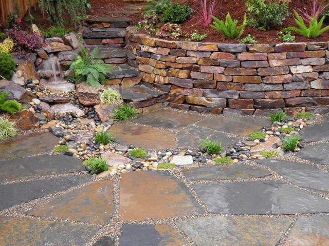 Sexy asian garden stone the