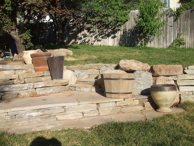 stone masonry traditional-landscape