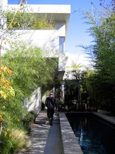 Studio EA | David Hertz Architects Inc. modern-landscape