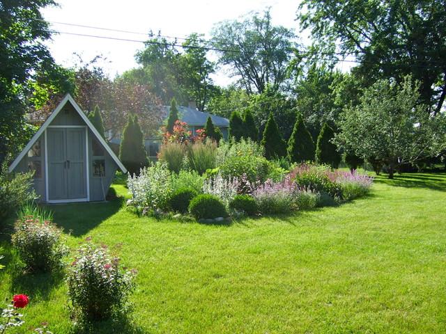 urban garden design, coastal garden design, rain garden design, rural garden design, on avoid typical suburban garden design