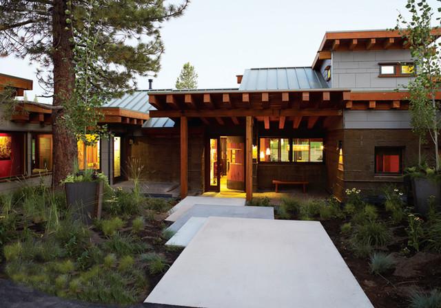 Sunset Idea House 1