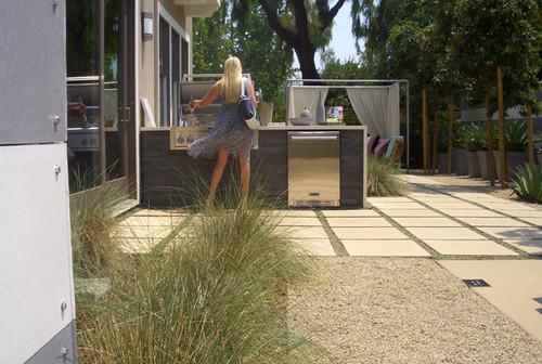 Magazine Idea House 2 modern landscape