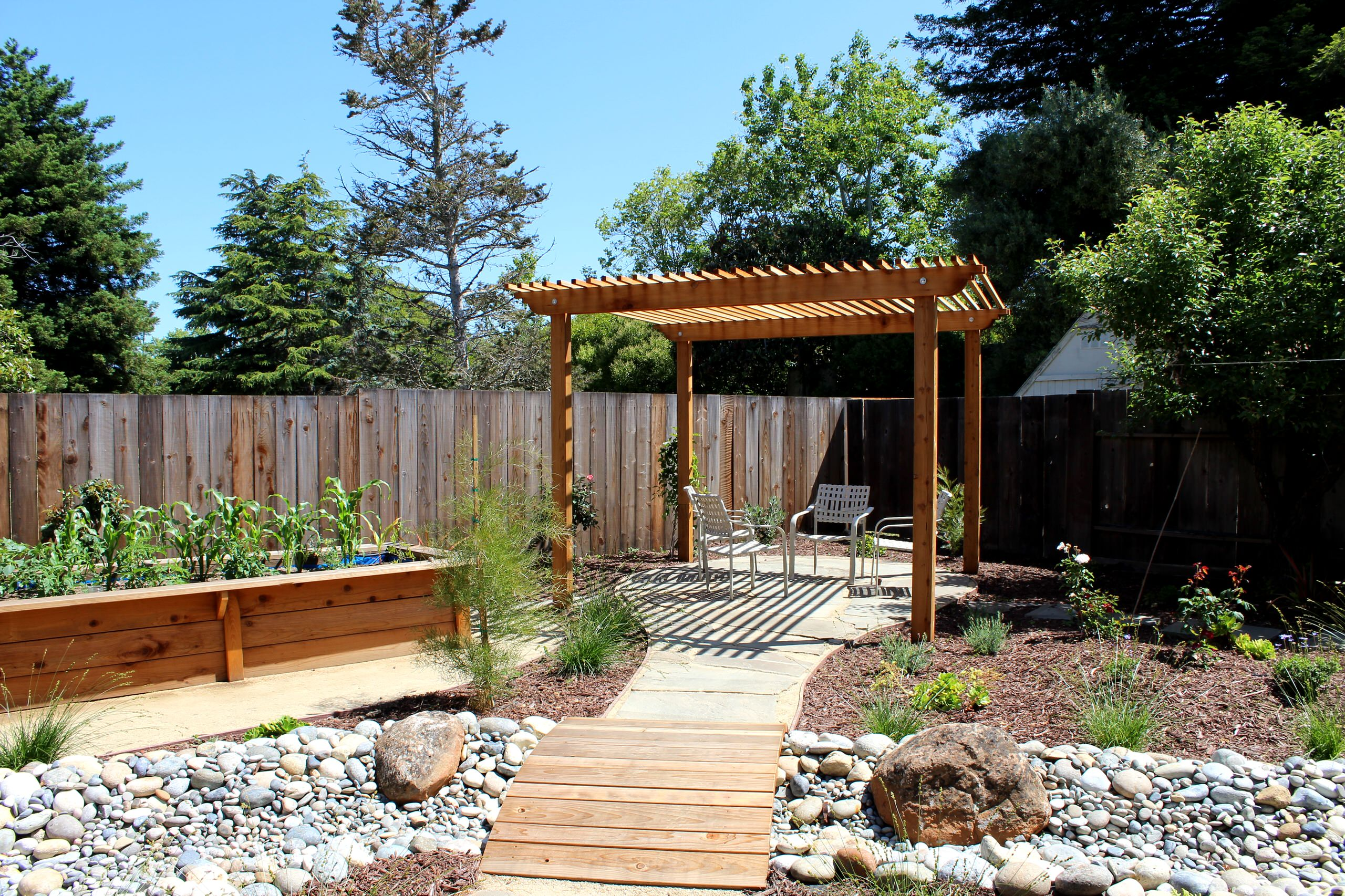Super Sunny Multi-use Backyard