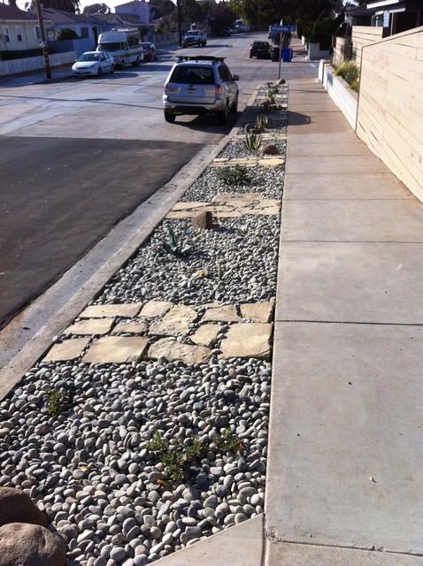 Sustainable Parkway Modern Landscape Salt Lake City