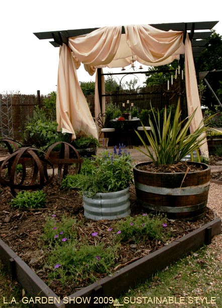 Sustainable Style eclectic-landscape