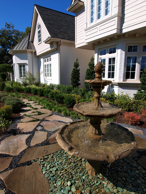 Sweetwater eclectic-landscape