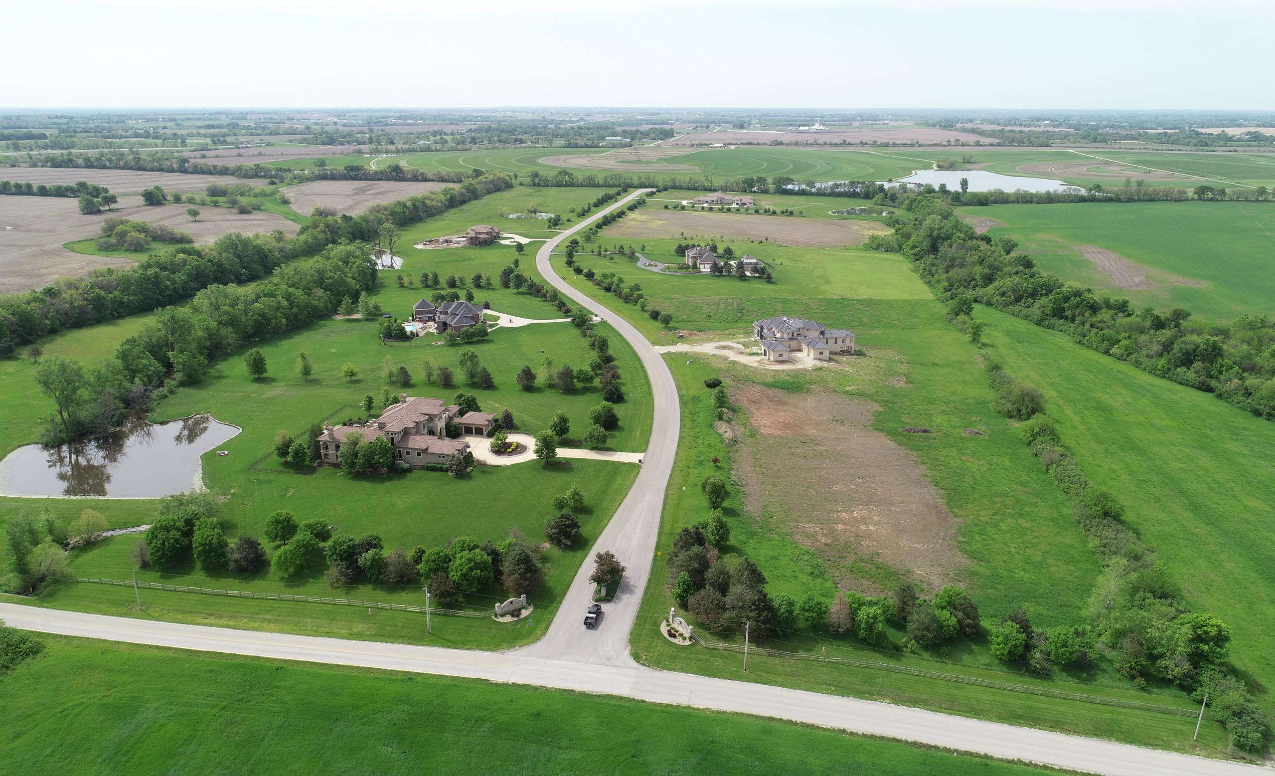 Sycamore Springs Estates Development
