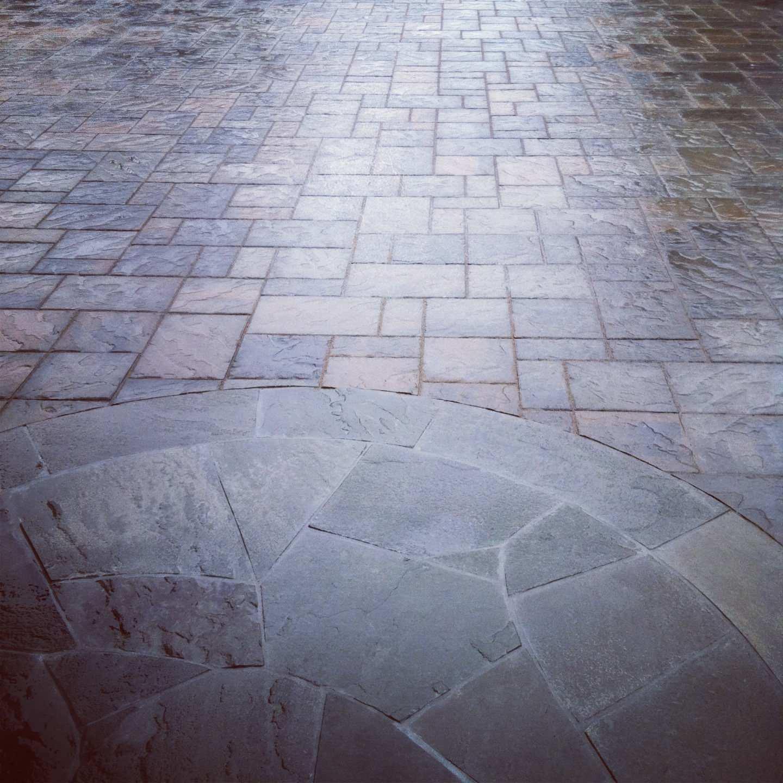 techco bloc paver driveway