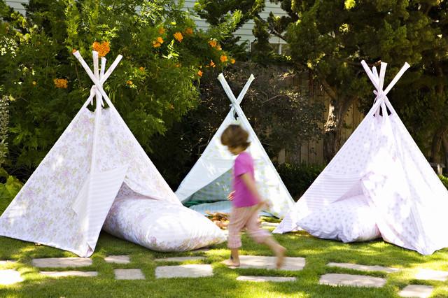 Tent eclectic-landscape