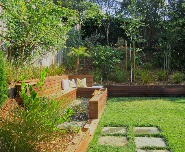 Terra linda eichler contemporary garden san for British landscape architects