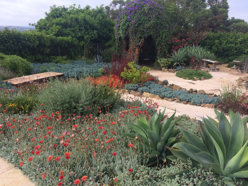 The Arboles Project - Traditional - Landscape - San Diego ...