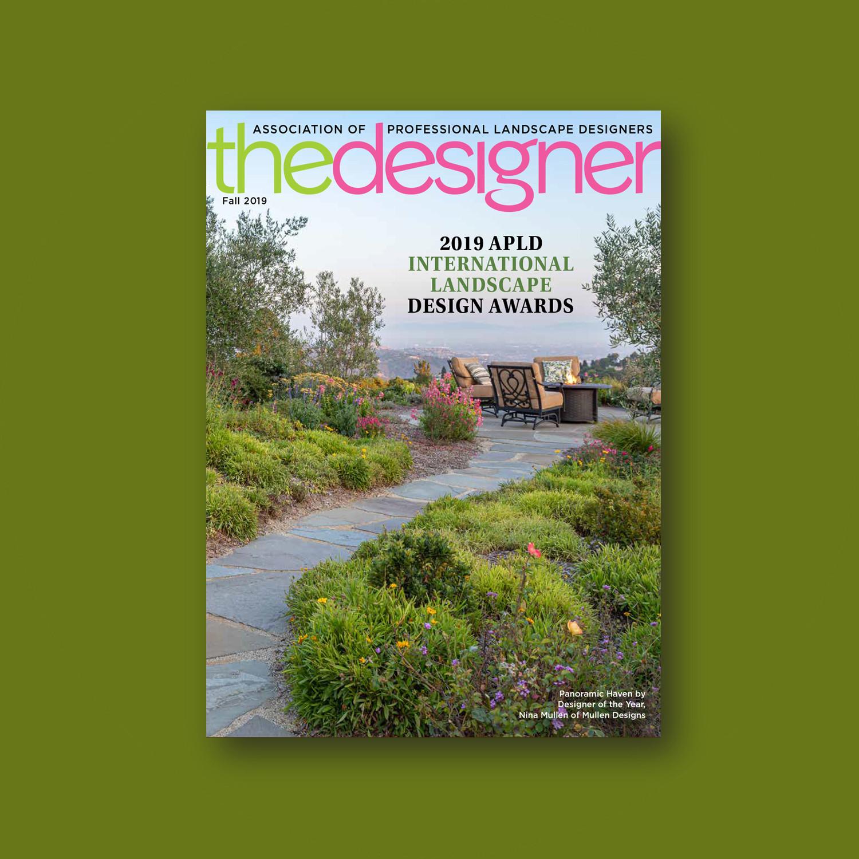 The Designer - Magazine of the APLD (2019)