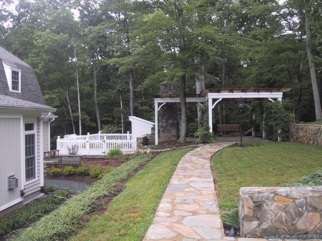 The Fells, Chapel Hill, NC traditional-landscape