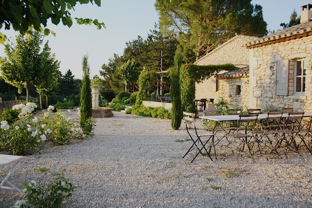 The provence home of chantal and harry mediterranean for Provence home